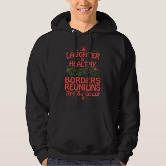 Funny Vintage Tshirt For BORDERS