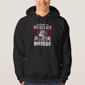Funny Vintage TShirt For BRIDGE