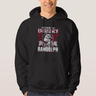 Funny Vintage TShirt For RANDOLPH