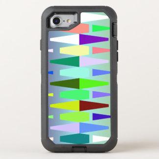 funny vivid pattern 4 (C) OtterBox Defender iPhone 7 Case