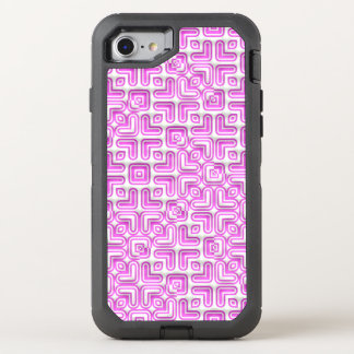 funny vivid pattern 7 (C) OtterBox Defender iPhone 7 Case