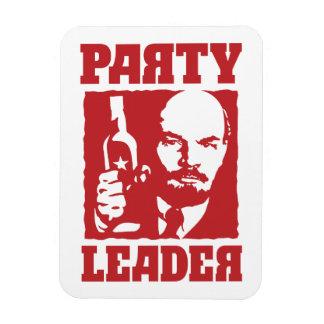 Funny Vladimir Ilyich Lenin Party Leader Magnet