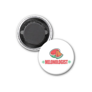 Funny Watermelon Magnet