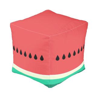 Funny Watermelon Pouf