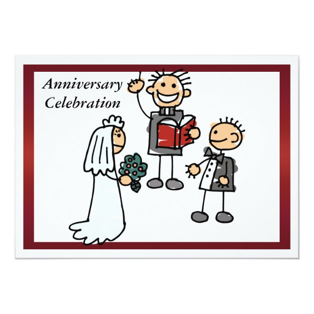 Invitation For Anniversary as nice invitations design