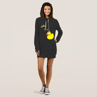 Funny What The Duck Dress