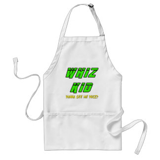 Funny Whiz Kid T-shirts Gifts Standard Apron