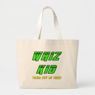 Funny Whiz Kid T-shirts Gifts Tote Bag