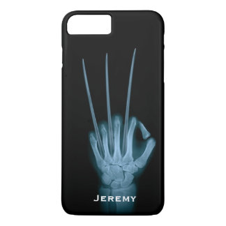 Funny Wolverine Blades Hand Xray iPhone 7 Plus Case