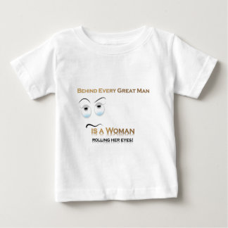 Funny Woman VS Great Man T-shirt