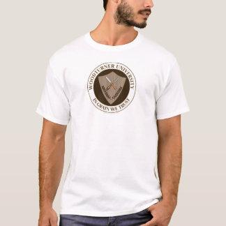 Funny Woodturning Shirt Fake Woodturner University