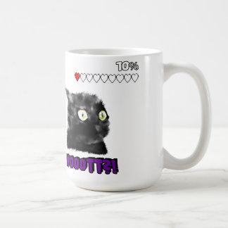 Funny wooott cat mug
