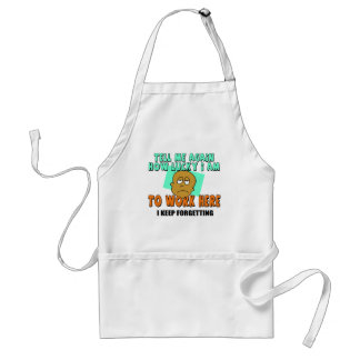 Funny Work T-shirts Gifts Aprons