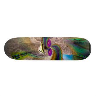 Funny world Skateboard
