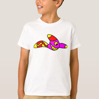 funny worm by jangocreation T-Shirt