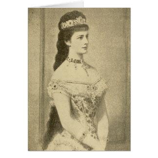 Funny Yasss Queen Royal Princess Royalty Card