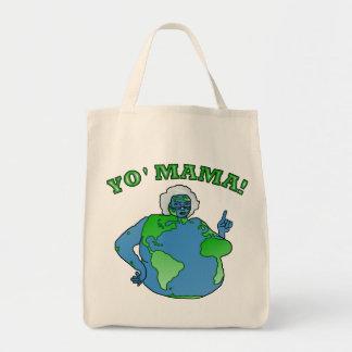 Funny Yo Mama Earth