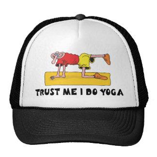 Funny Yoga Cap
