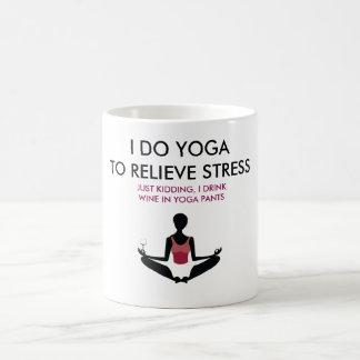 Funny Yoga Mug