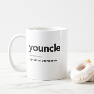 Funny Youncle Definition Print Coffee Mug