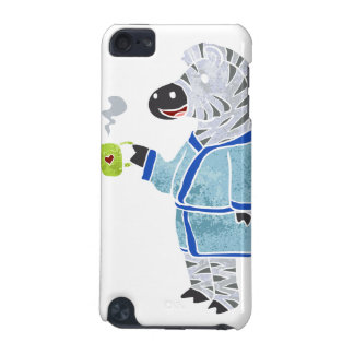 Funny zebra. iPod touch (5th generation) case