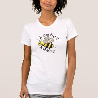 Funny Zombie Bee Zombee Tees