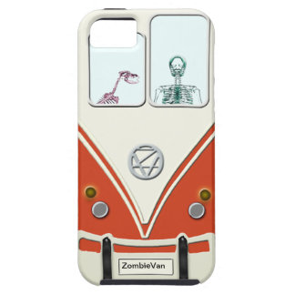Funny Zombie Van iPhone5 cases