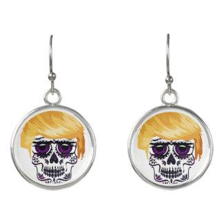 FunnySkull20170301 Earrings