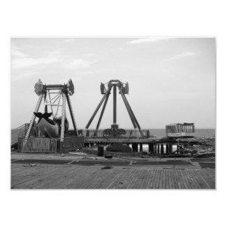 Funtown Pier - Seaside New Jersey 1 Photo Art