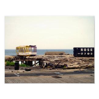 Funtown Pier - Seaside New Jersey 3 Art Photo