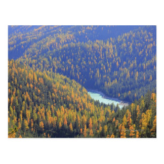 Fuorn Pass Postcard