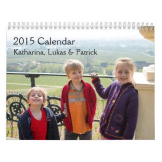 Fuqua Family Calendar 1