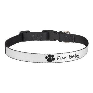 Fur Baby Design Pet Collar