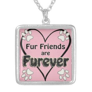 Fur Friends Pet Necklace