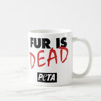 Fur Is Dead Mug