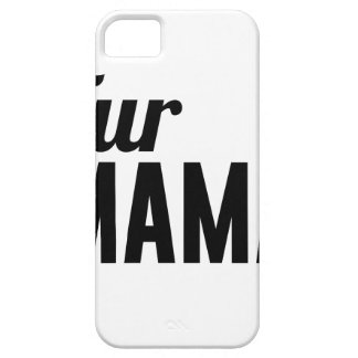 Fur Mama iPhone 5 Covers