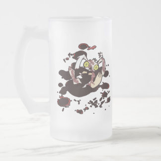Furder! Frosted Glass Frosted Glass Beer Mug