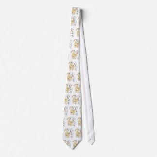 Furever Friends Humane Society necktie