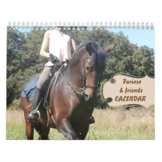 Furioso & friends Calendar