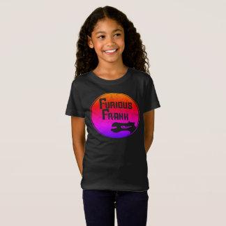 Furious Frank Girls Rainbow T-Shirt