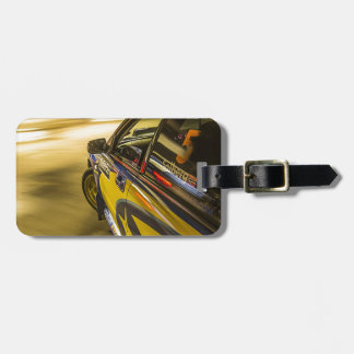 Furiously Fast! Luggage Tag