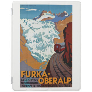 Furka-Oberalp Alpine Railway iPad Cover