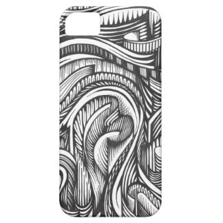 Furled Customizable iPhone 5 Cover