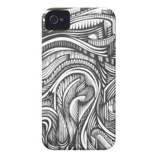Furled | Customizable iPhone 4 Cover