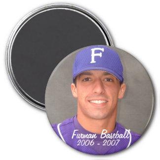 Furman Mug Shots 2006 009, Furman Baseball , 20... 7.5 Cm Round Magnet