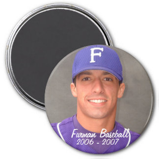Furman Mug Shots 2006 009, Furman Baseball , 20... Refrigerator Magnets