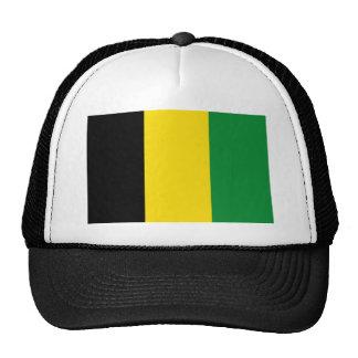 Furnes, Belgium, Belgium flag Mesh Hats
