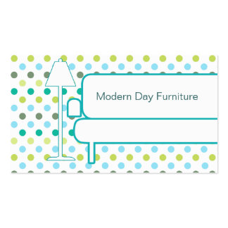 Furniture Business Cards