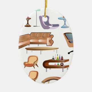 Furniture_Set_Collection Ceramic Ornament