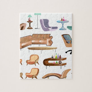 Furniture_Set_Collection Jigsaw Puzzle